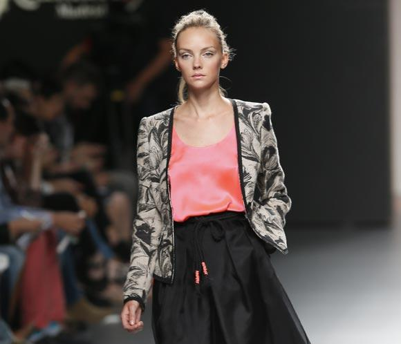 Fashion Week Madrid: <strong>Kina Fern&aacute;ndez</strong>