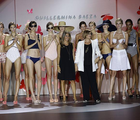 Fashion Week Madrid: <strong>Guillermina Baeza</strong>