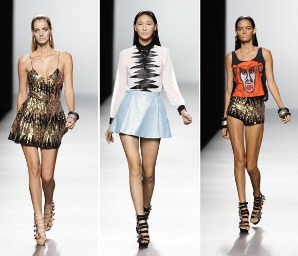 Fashion Week Madrid: <strong>Mar&iacute;a Escot&eacute;</strong>